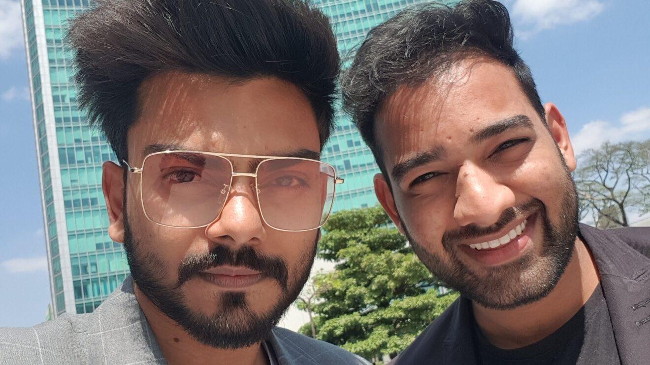 Sellers Baljinder Brar & Akash Bansal