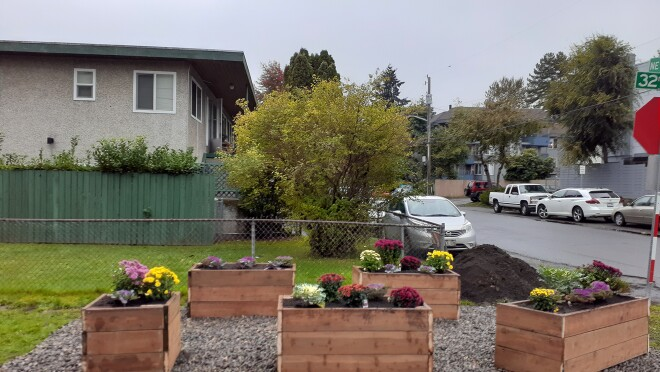 Urban farm being planted in Seattle