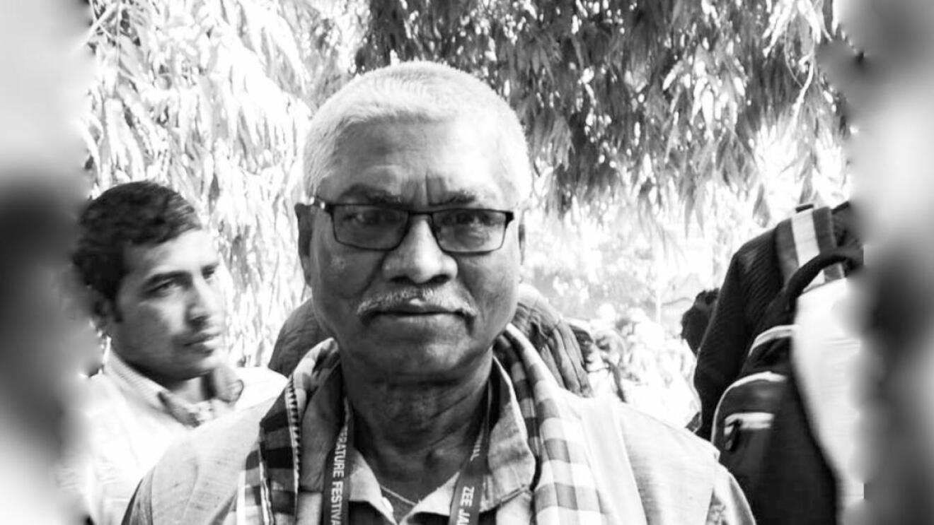 Author Manoranjan Byapari