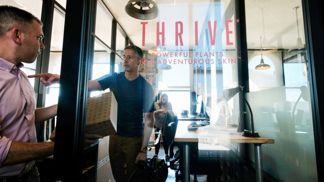 Thrive founder Alex McIntosh