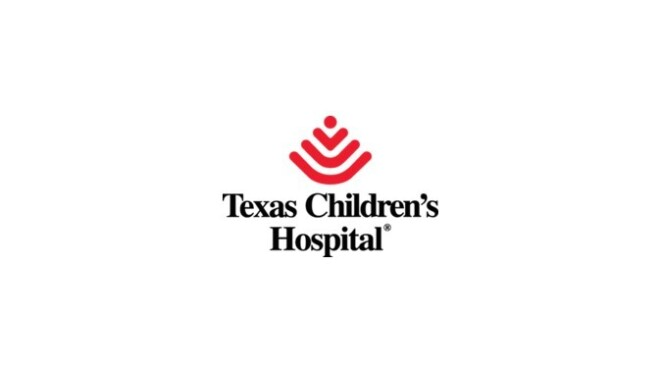 An image of the logo for the Texas Children's Hospital
