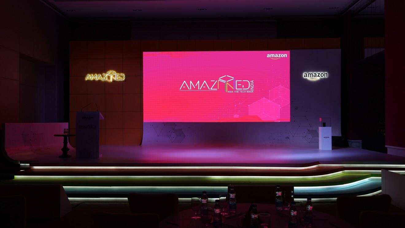 Amazon India Tech Conference AmazONed