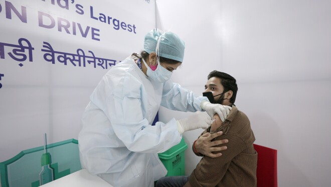 Vaccine Amazon India