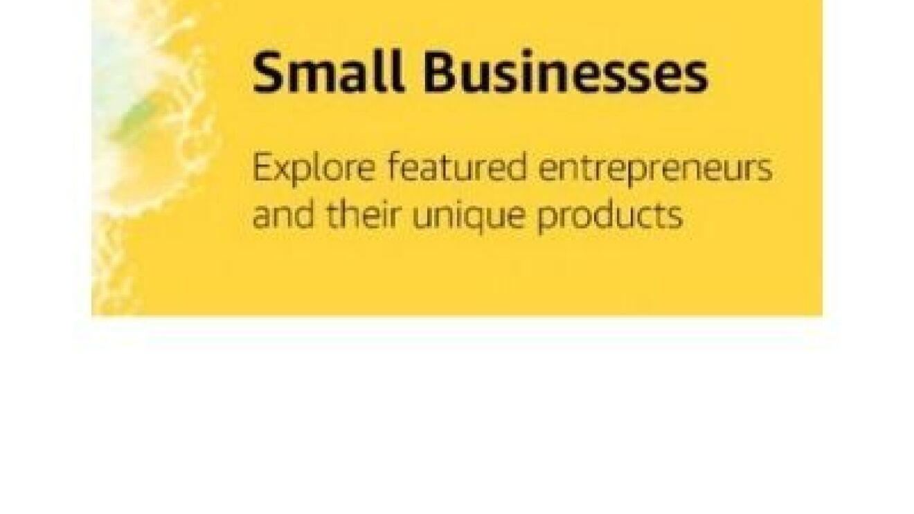Small Business Day Amazon India