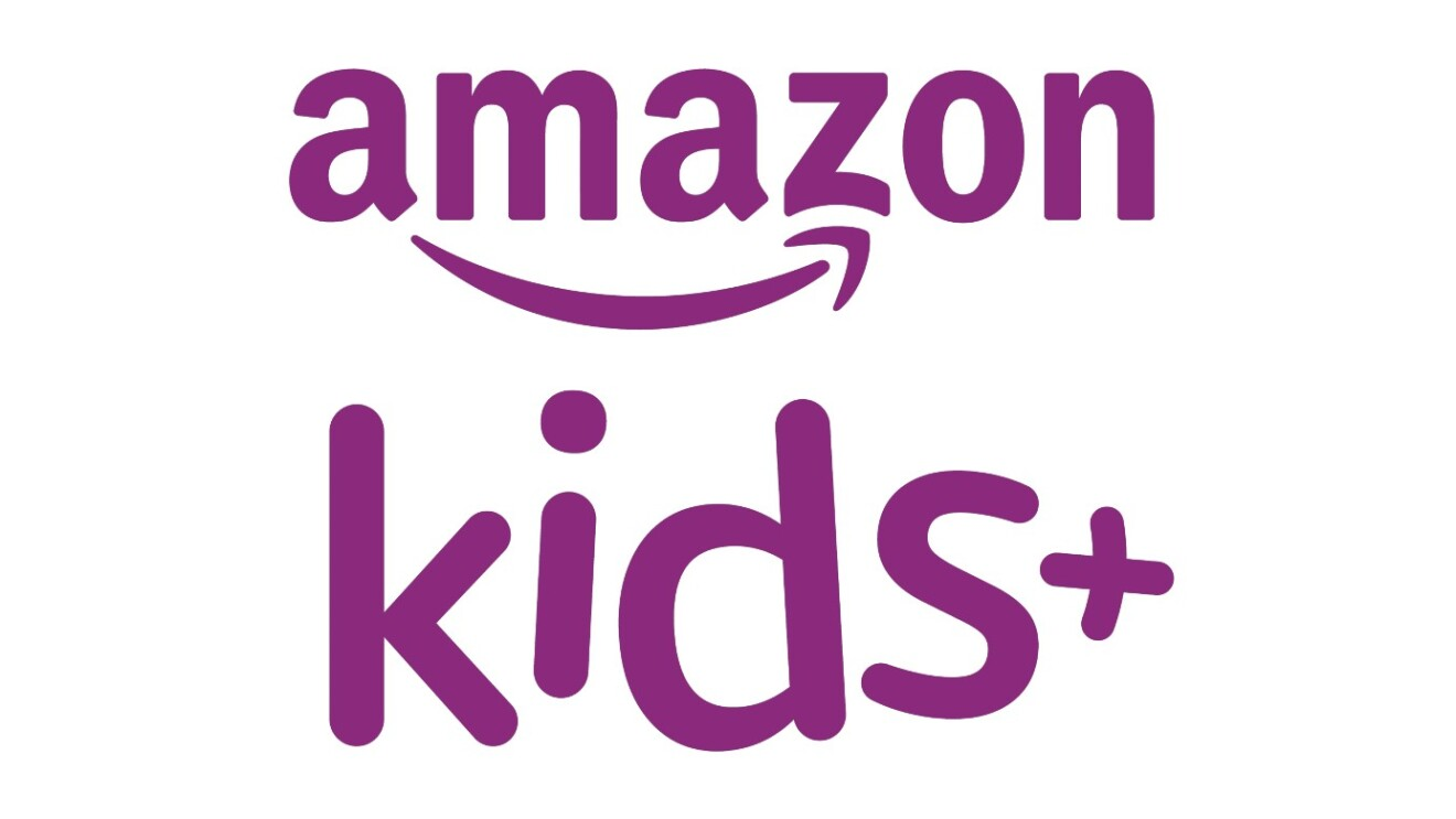 An image of the new Amazon Kids+ logo
