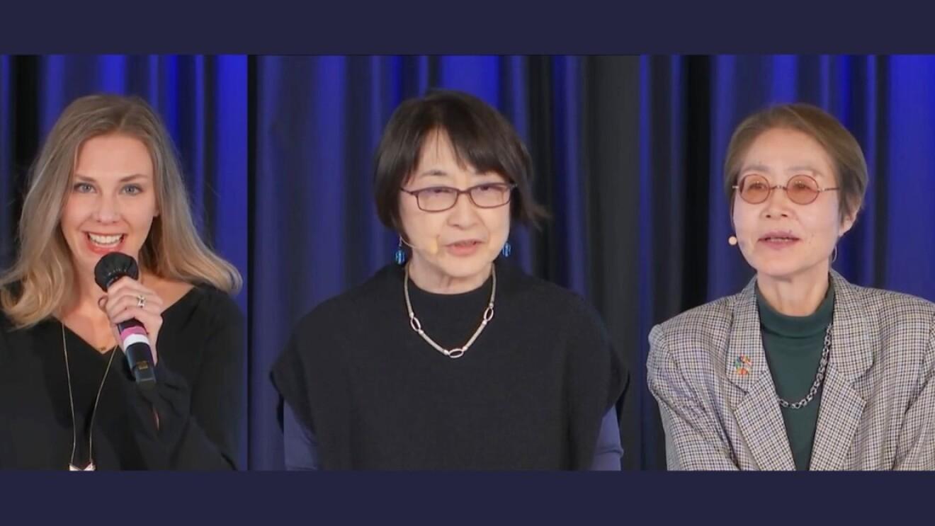 UN Women National Committee Japanの皆さんとジェンダー平等と女性のエンパワーメントについて考える