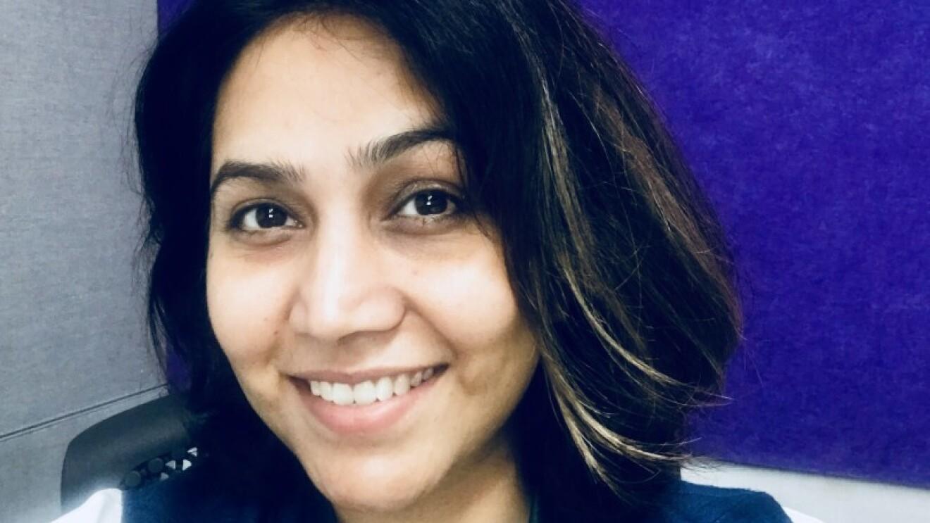 Sachi Krishnan, APJ HR Lead for AWS.