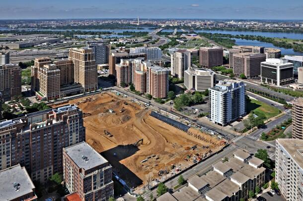 Amazon prepares to open their second HQ in Arlington, Virginia