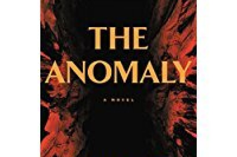 The cover of the book The Anomaly