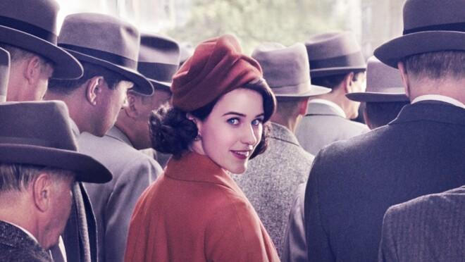 Amazon Originals: The Marvelous Mrs. Maisel