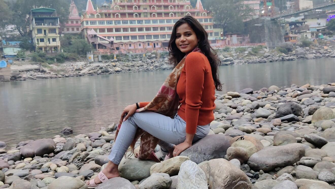 Rajlakshmi - from intern to Amazonian