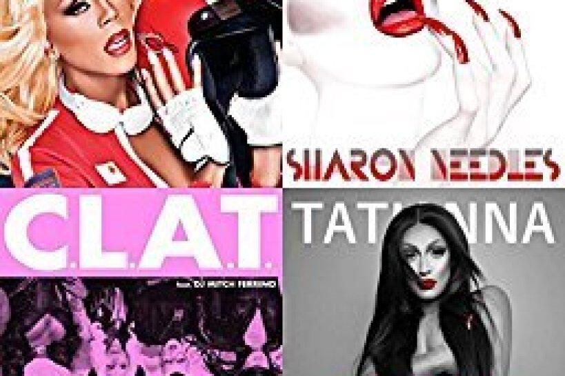Covert art for the Drag Race Superstars playlist