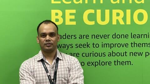 Arun Kumar Amazon India