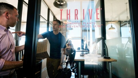Thrive founder Alex McIntosh