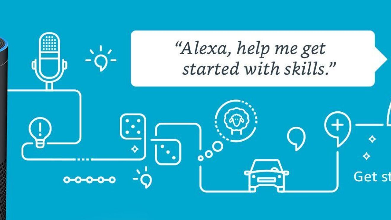 Building skills for Alexa