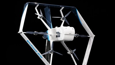 Amazon re:MARS - Prime Air Drone.
