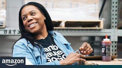 Selling on Amazon Helps Arsha Jones Take D.C. Flavors Nationwide | Amazon News