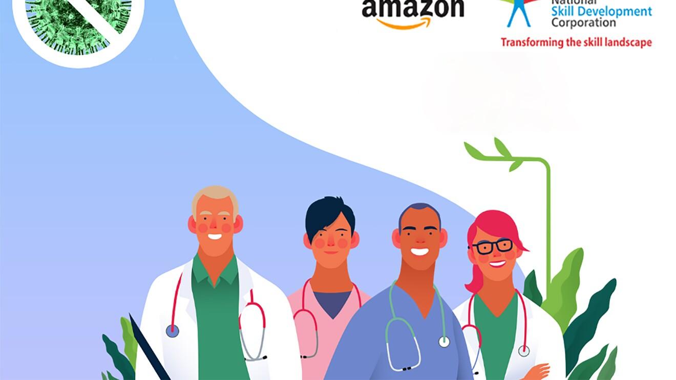 NSDC Amazon India