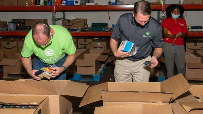 Amazon partners with Good360 to deliver products to nonprofits
