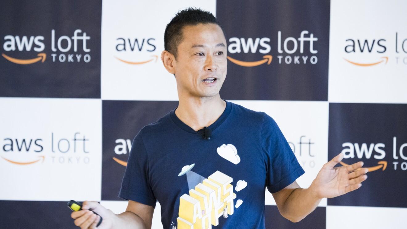 AWSがスタートアップやデベロッパーを支援