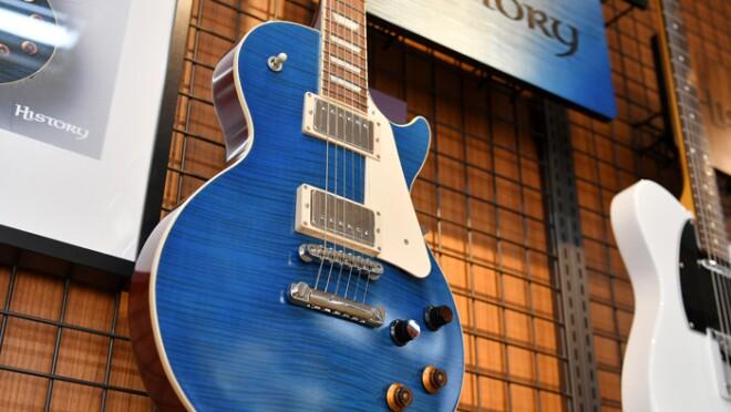島村楽器オリジナルのギター/ベースのブランド「HISTORY」