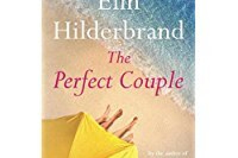 The cover of the book The Perfect Couple by Elin Hilderbrand