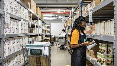 Whole Foods Market's new online-only store