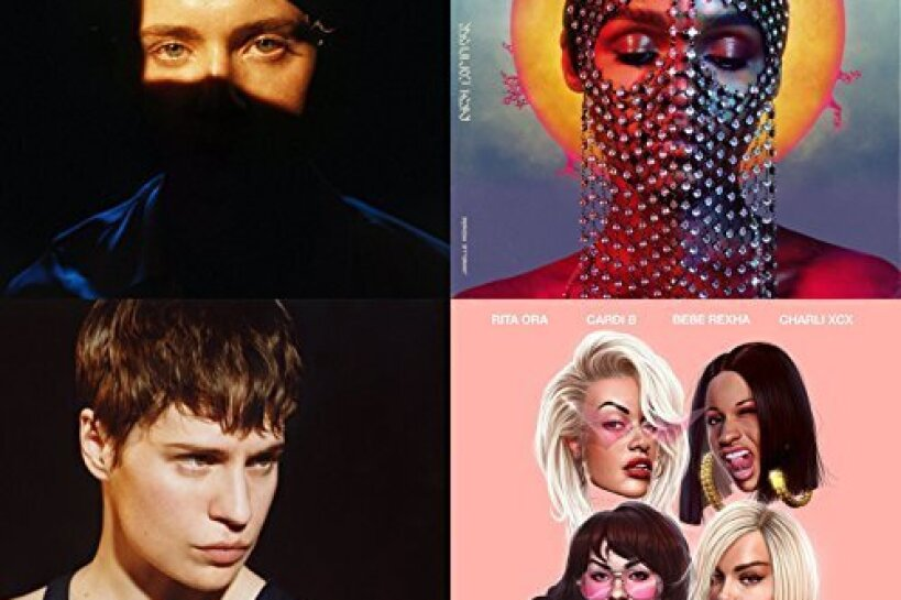 Cover art for the Amazon Music playlist New Sounds of Pride