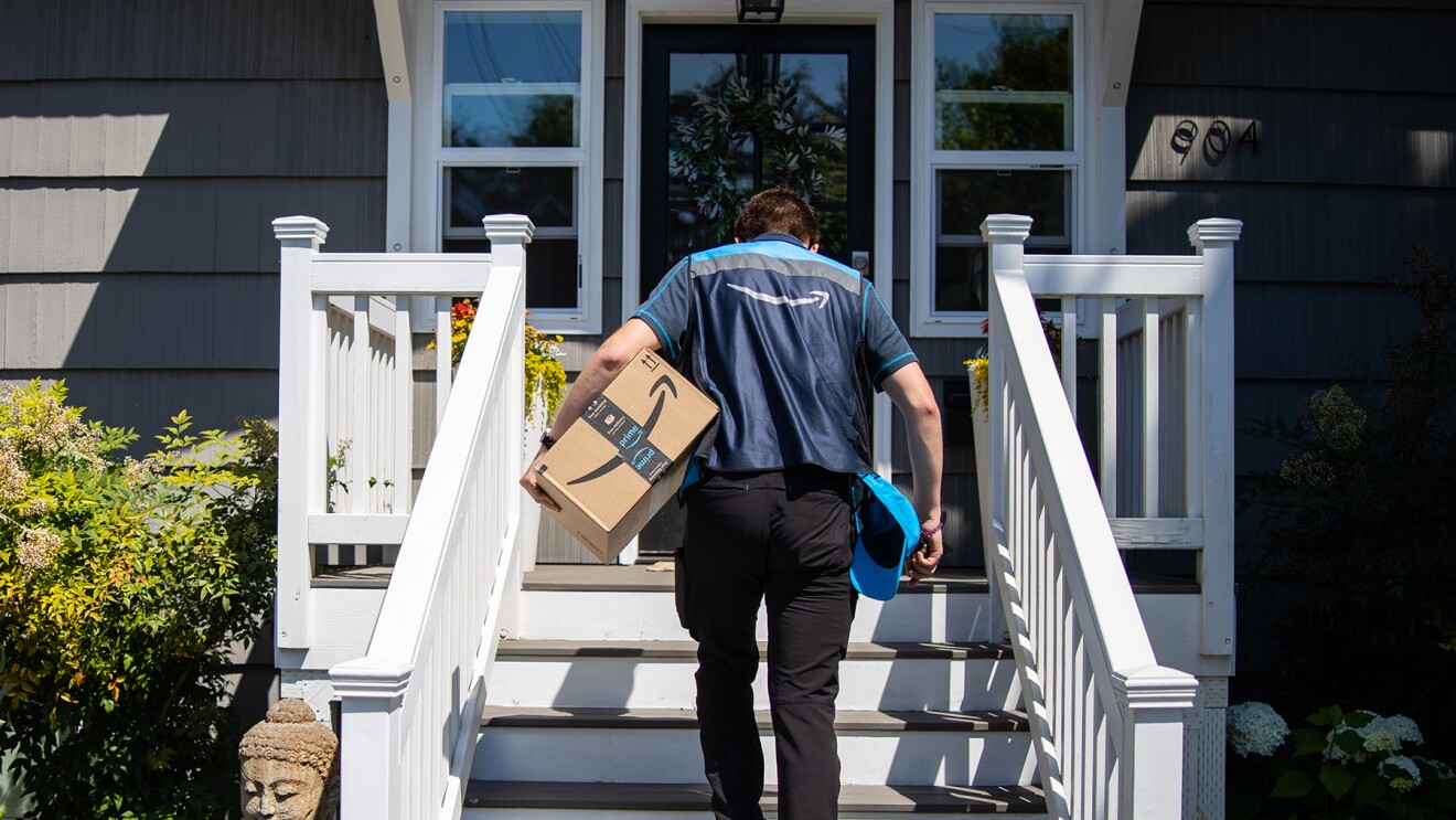 Amazon offers more ways  than ever to get secure package delivery, pickup, and returns.