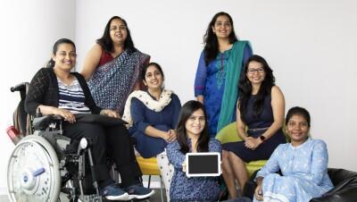 Women behind Alexa - Amazon India