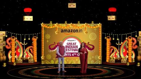 GIF 2021 Amazon India