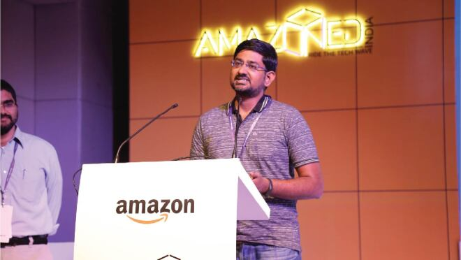 Amazon Tech Confernce in India