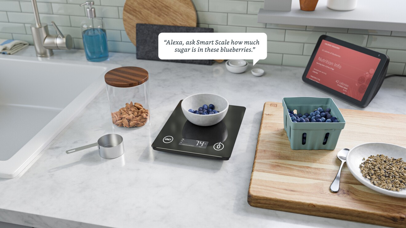 Amazon smart devices crowd sourced to development.