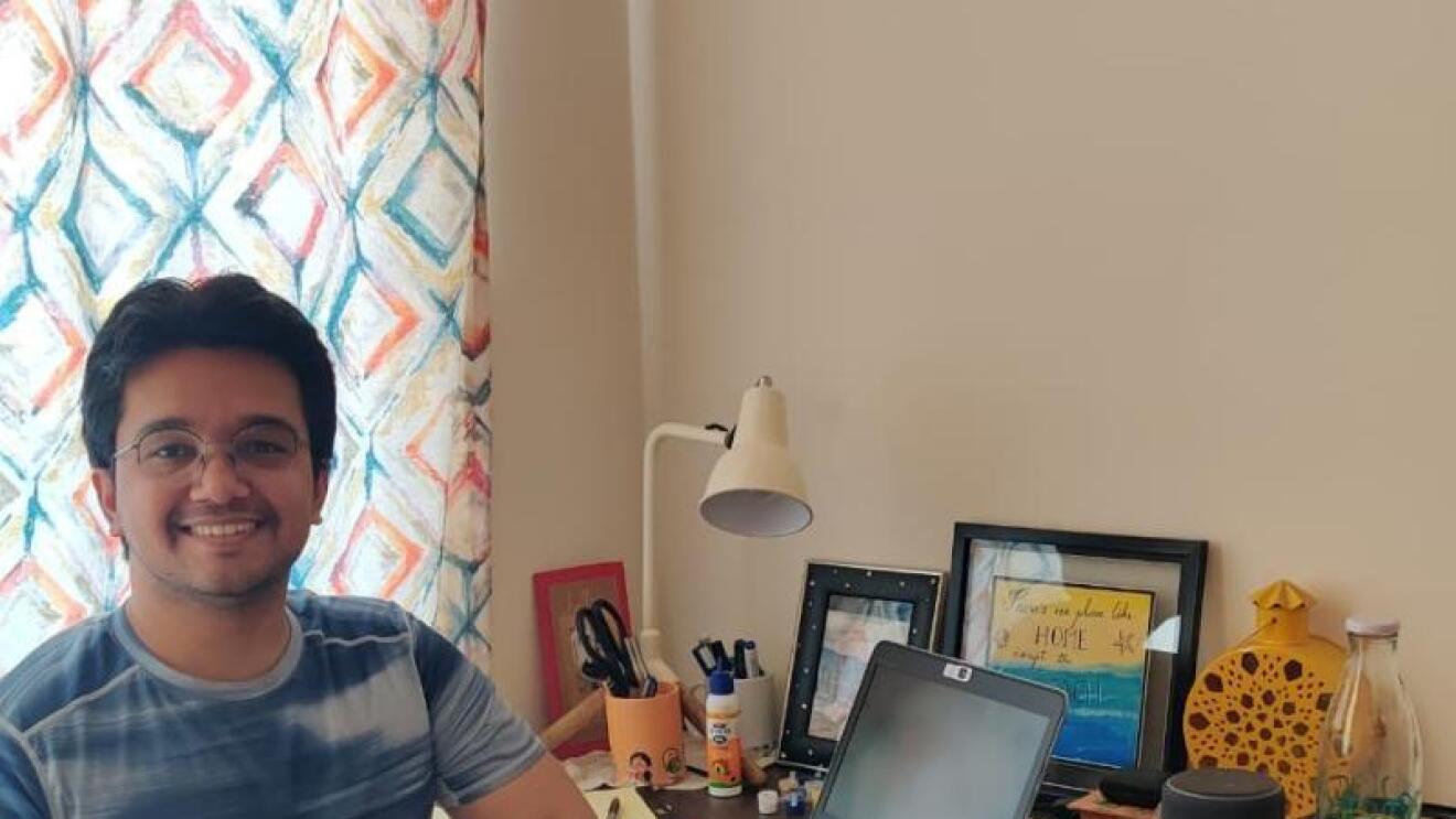 Divij Sharma, Manager, Alexa Marketing