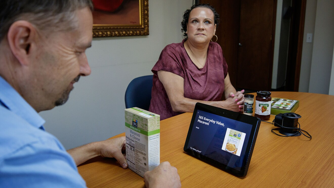 Amazon devices that provide accessibility support for individuals with disabilities.