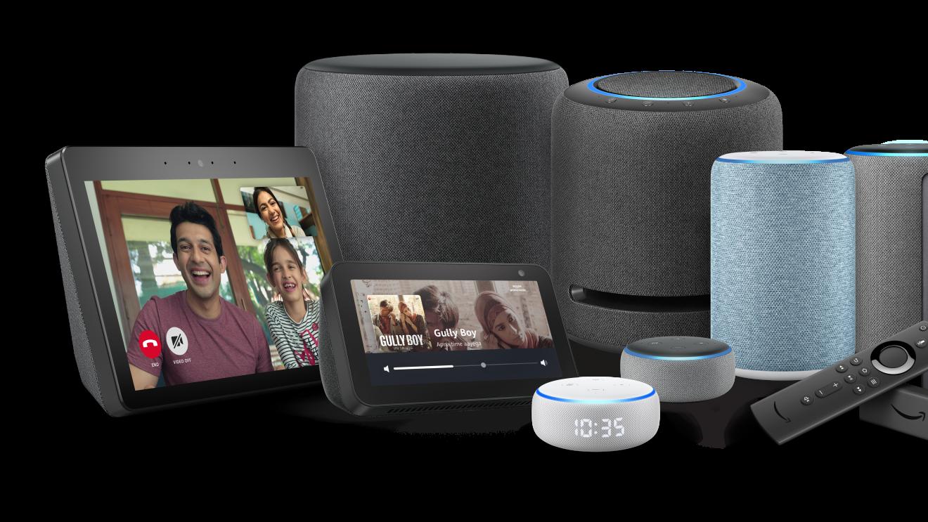 Alexa India - All Amazon Devices