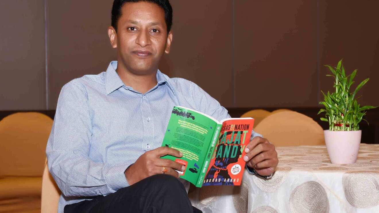 Anurag Anand Amazon India