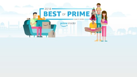 Best of prime Amazon India