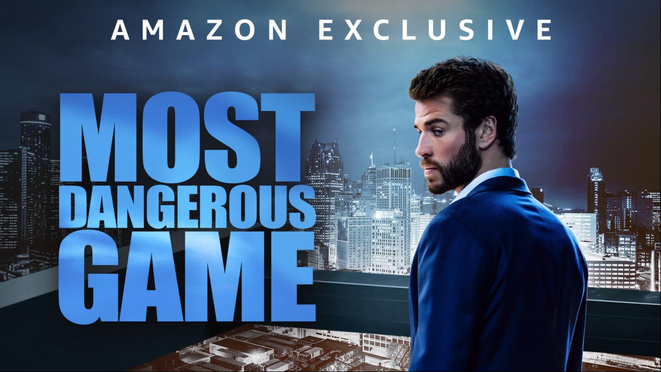 Amazon Prime Video 2021年10月に楽しめる新着コンテンツ モースト・デンジャラス・ゲーム