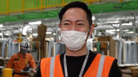 Amazon物流部門のリーダーが伝える社員への感謝の気持ち日本人社員
