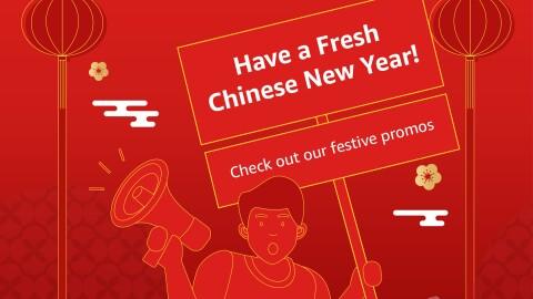 Celebrate Chinese New Year 2021 on Amazon Singapore and Amazon Fresh