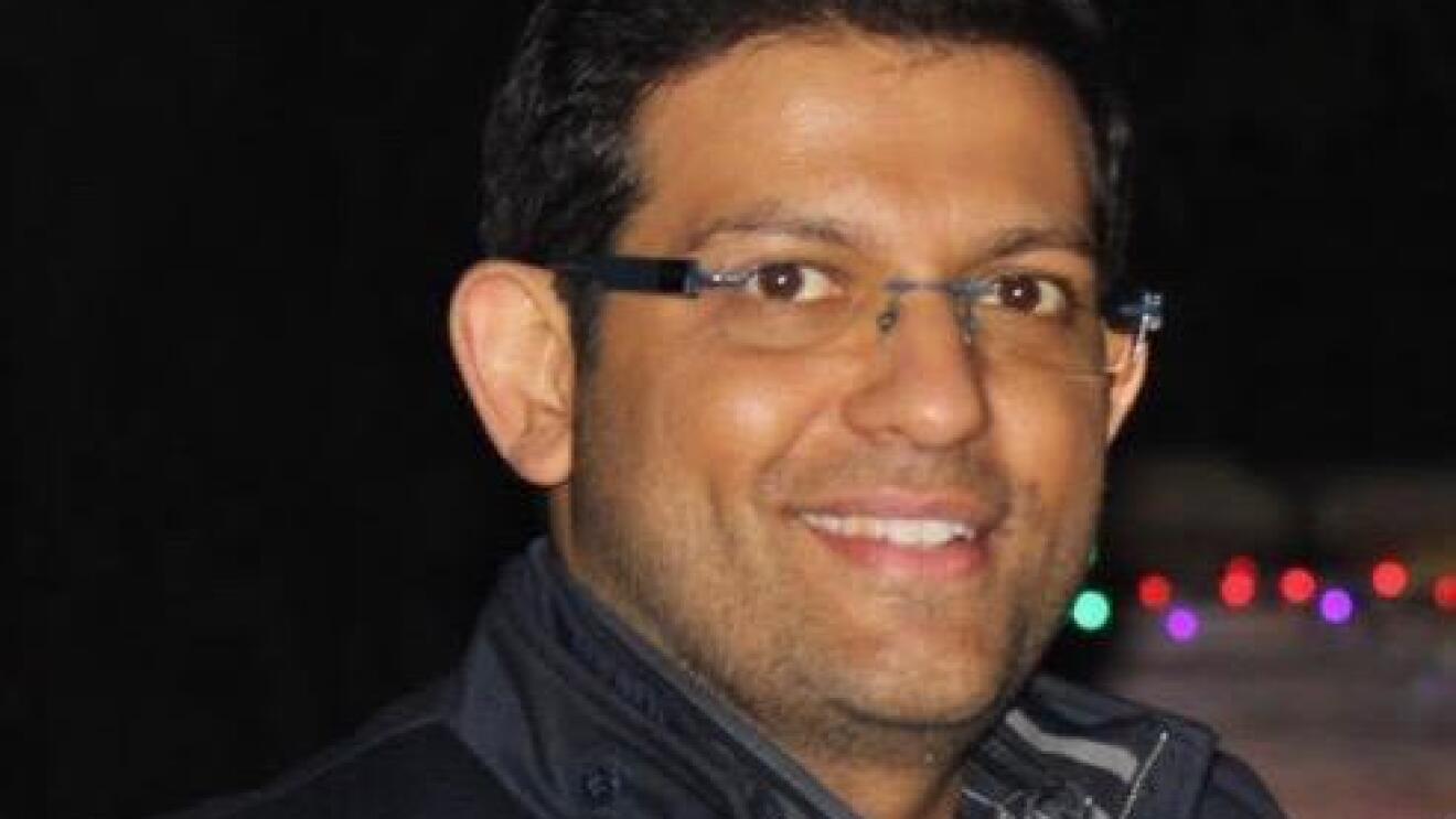 Pranav Sharma of Baidyanath