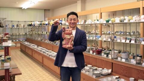Amazon Story: 販売することで九谷焼の技を守る