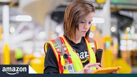 Becoming a trailblazer in Amazon robotics