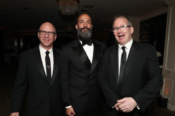 Amazon Studio's Golden Globe Post Show Celebration
