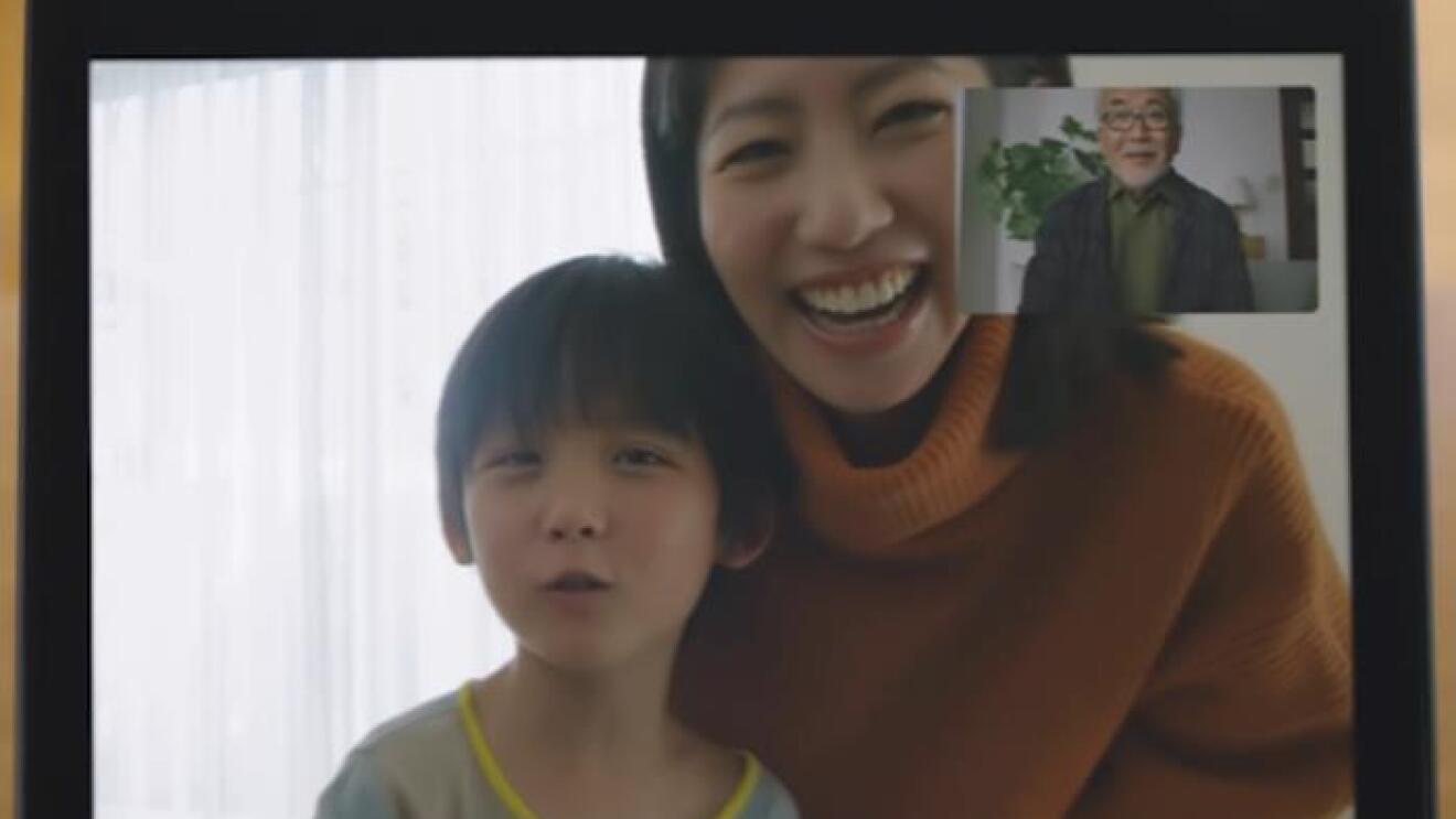 離れて暮らすご両親とつながる、スマートスピーカーの便利な使い方