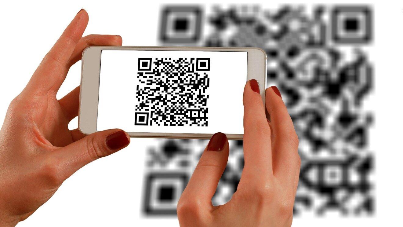 QR code Amazon India