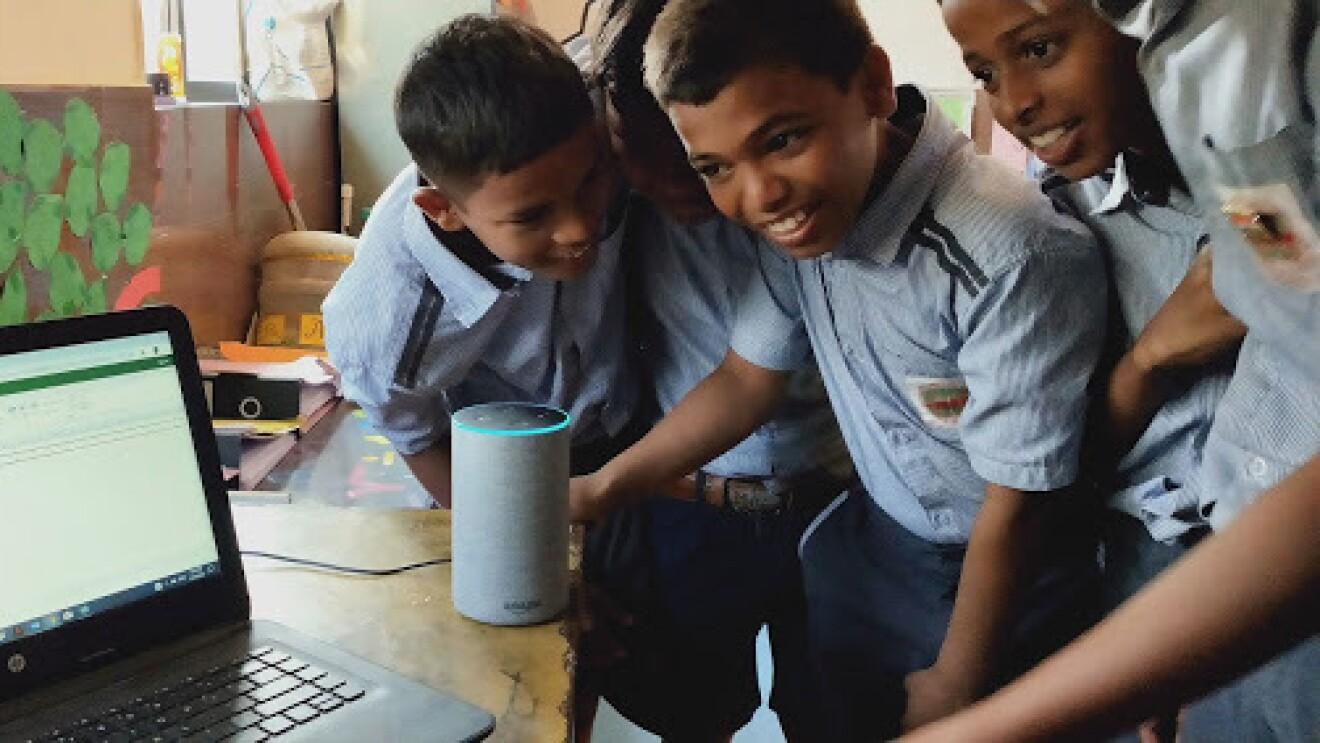 Alexa school kids - Amazon India