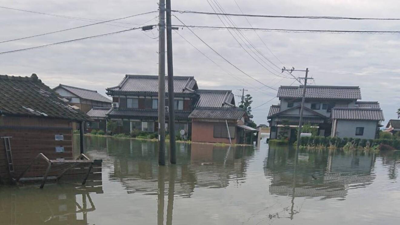 令和3年8月豪雨災害日本赤十字社