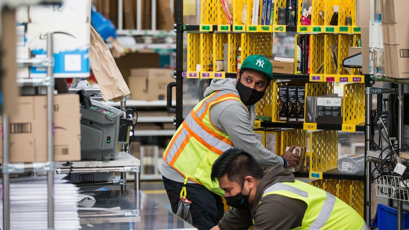 Amazon is planning to onboard around 1,000 seasonal workers this festive season